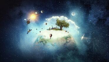 onstaan van de aarde