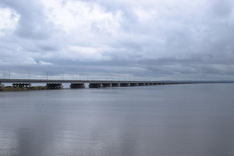 amur bay bridge
