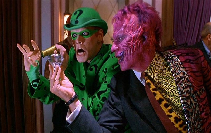 badguys in batman forever