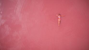 roze meren