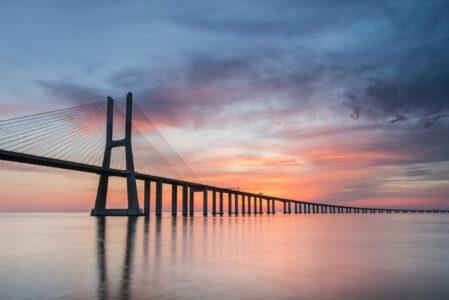 vasco da gama - langste brug van europa