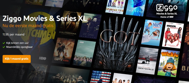 ziggo series hbo