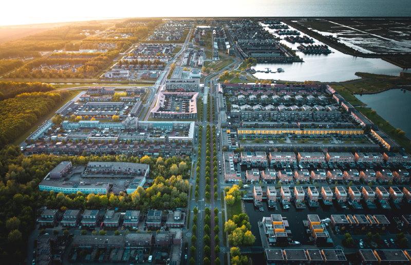 almere snelgroeiende stad in nederland