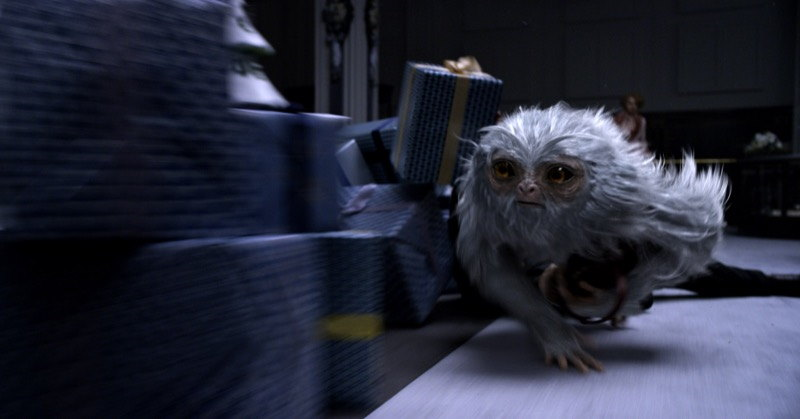 beast van Fantastic Beasts and Where to Find Them
