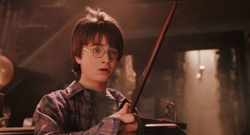 daniel radcliffe als harry potter