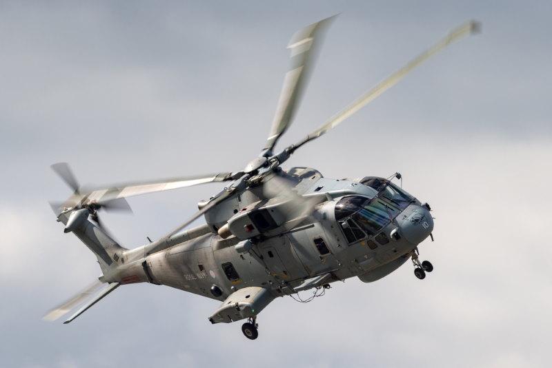 AW101 helikopter