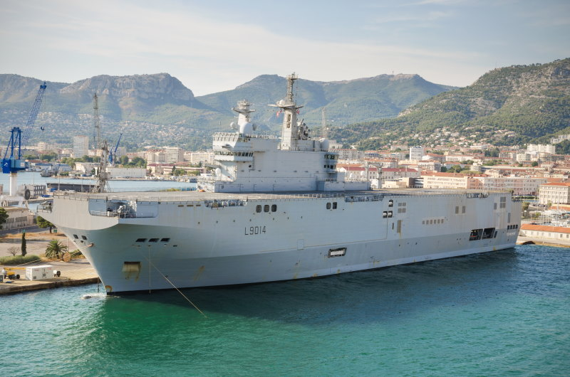 Charles de Gaulle - Frans vliegdekschip