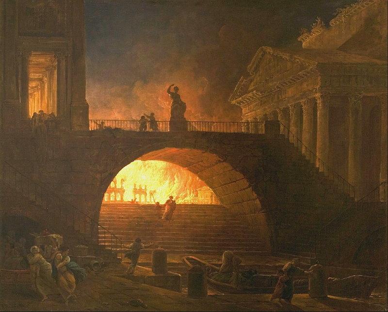 De Grote Brand van Rome