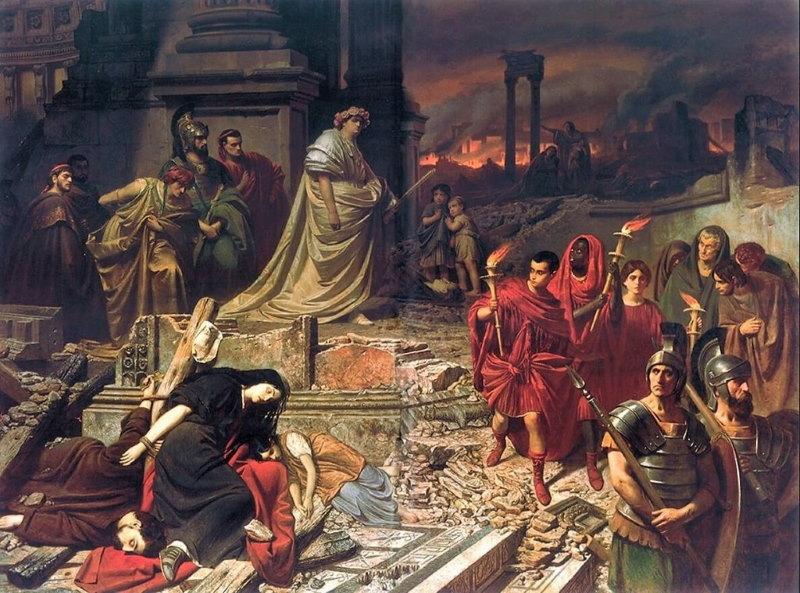 Grote Brand van Rome