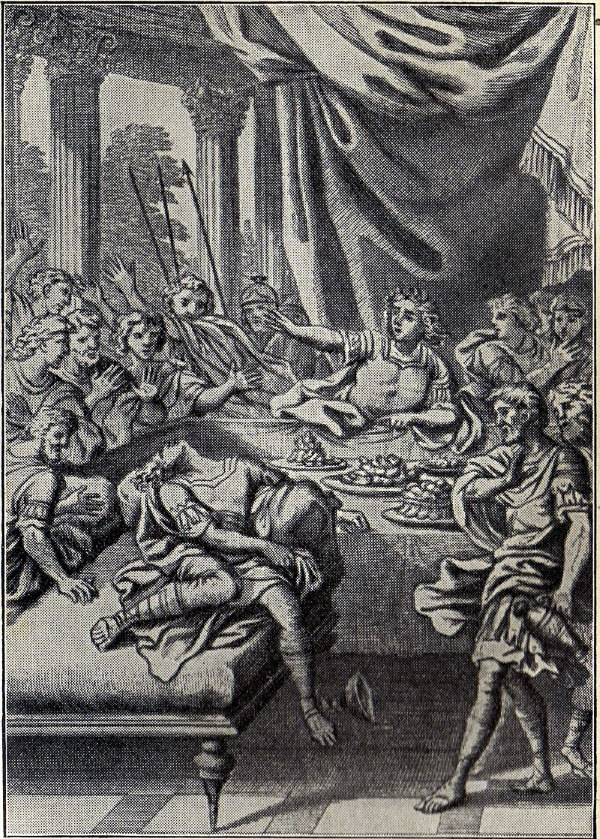 dood van Britannicus