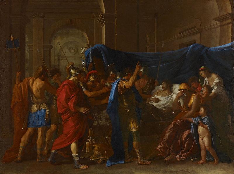 dood van Germanicus