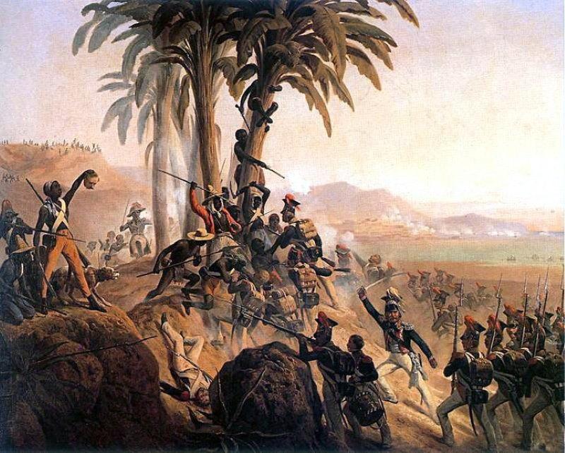 haiti vroeger