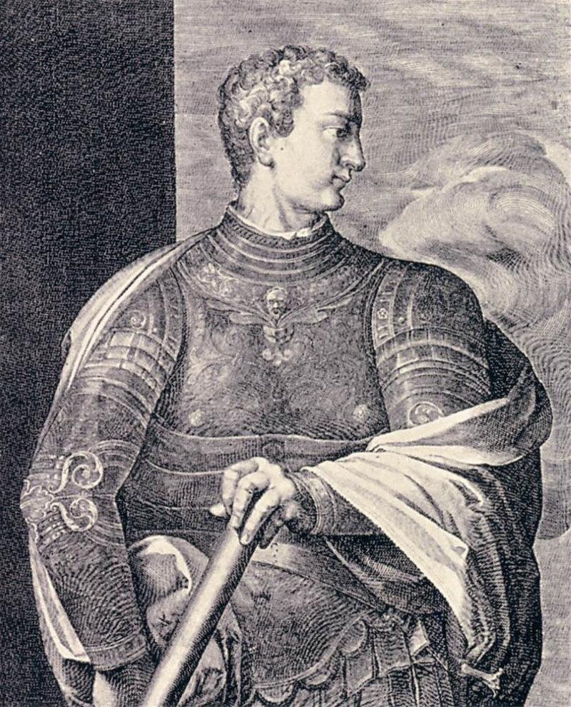 keizer caligula - een goed begin