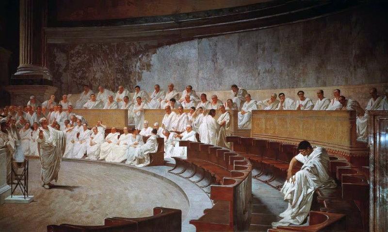senaat van rome