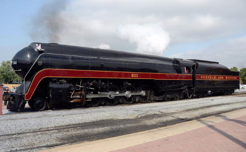 Norfolk & Western Y-klasse