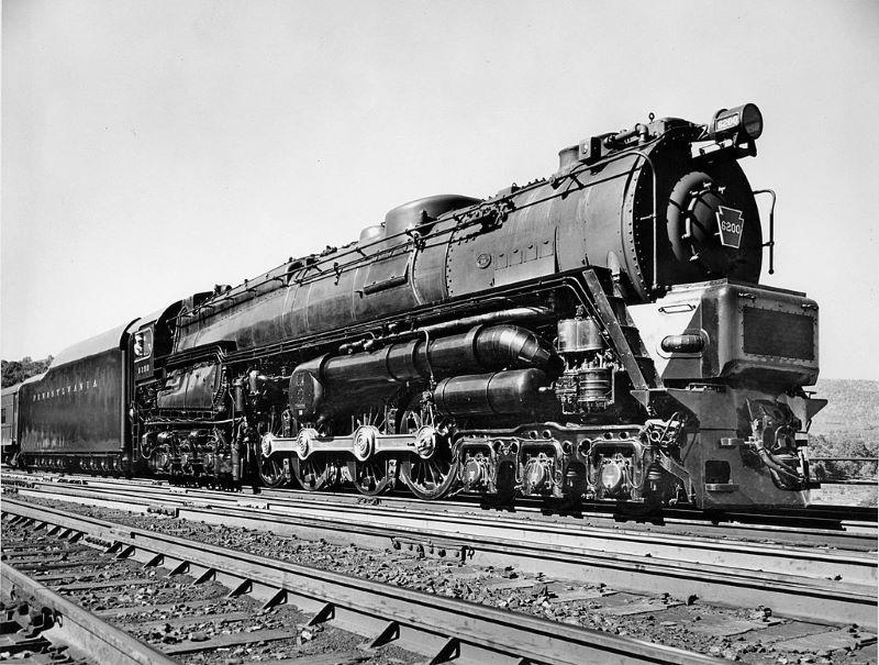 Pennsylvania Railroad s2