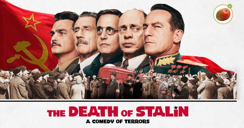 The Death of Stalin (2017