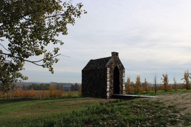 zwevende kapel