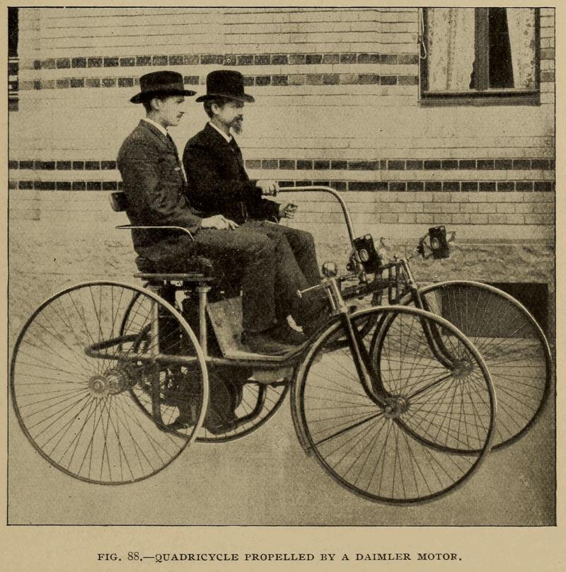 Daimler-Maybach Stahlradwagen