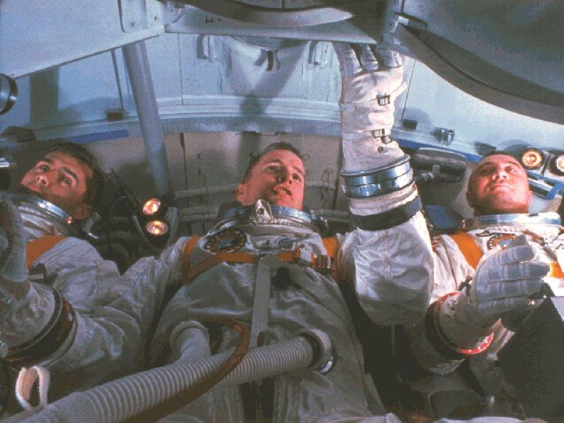 Het drama van Apollo 1 (1967)