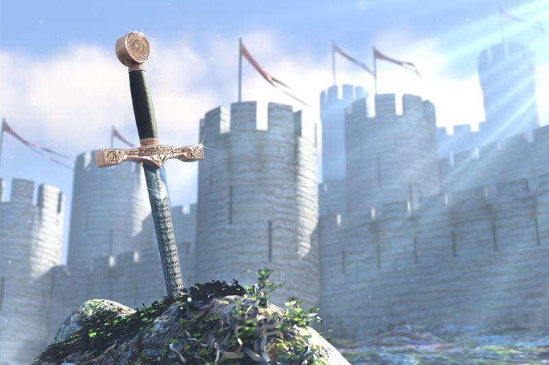 koning arthur legende