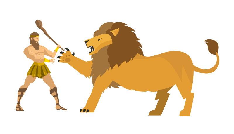 leeuw van nemea