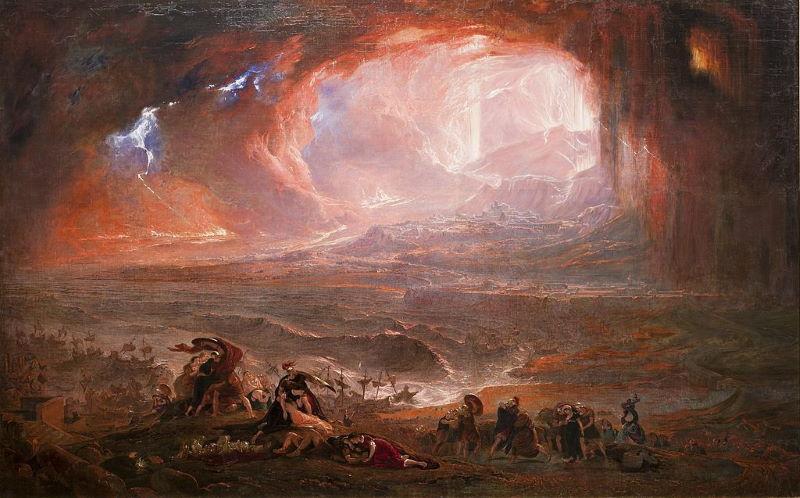 uitbarsting Vesuvius