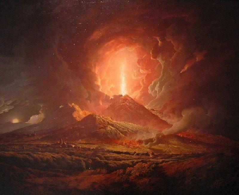 vulkaanuitbarsting