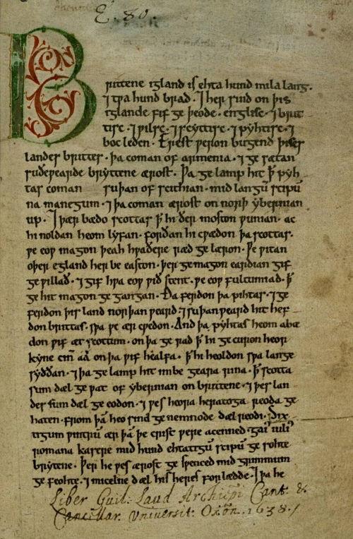 Angelsaksische Kroniek