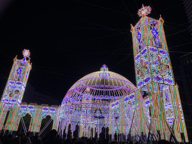 Luminarie in Kobe