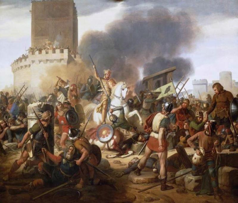 belegering van parijs