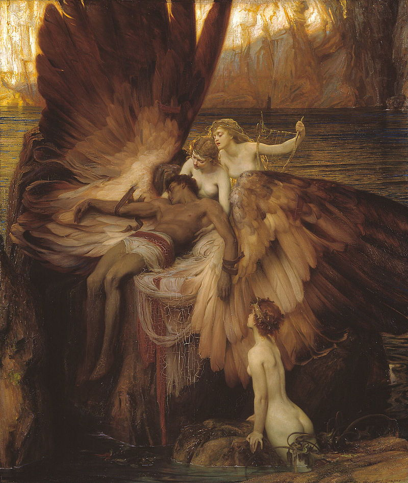 dood van icarus