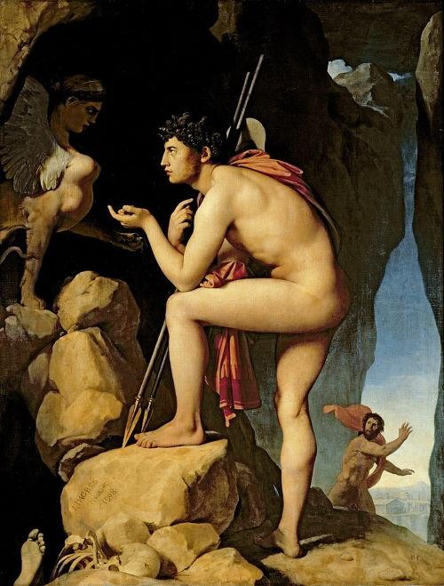 oedipus en de sphinx