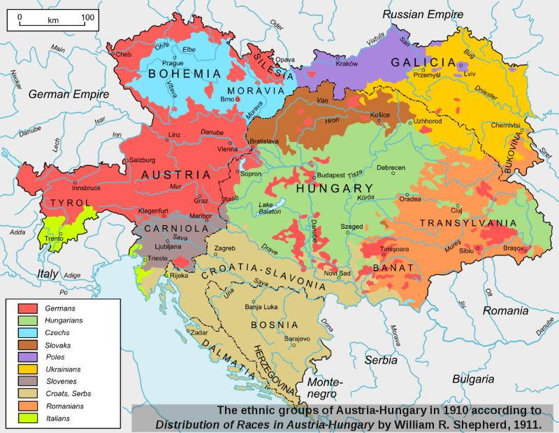 oostenrijk-hongarije rijk
