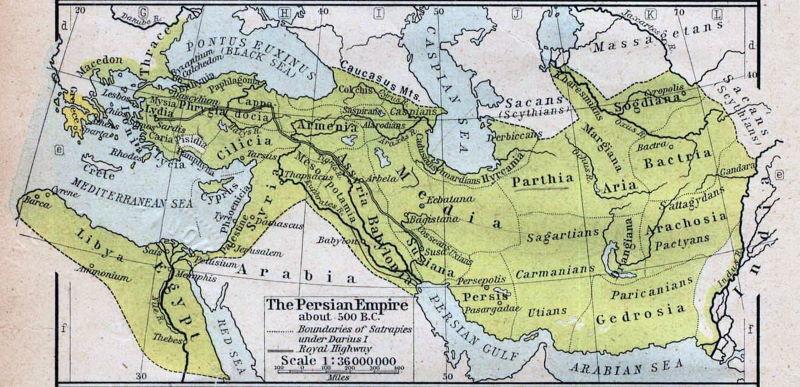 oud-Perzische Rijk