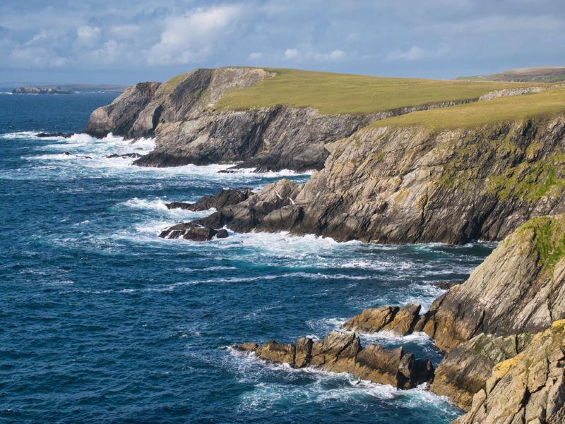 Mainland shetland