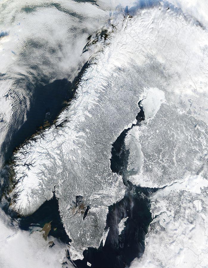 Scandinavisch schiereiland