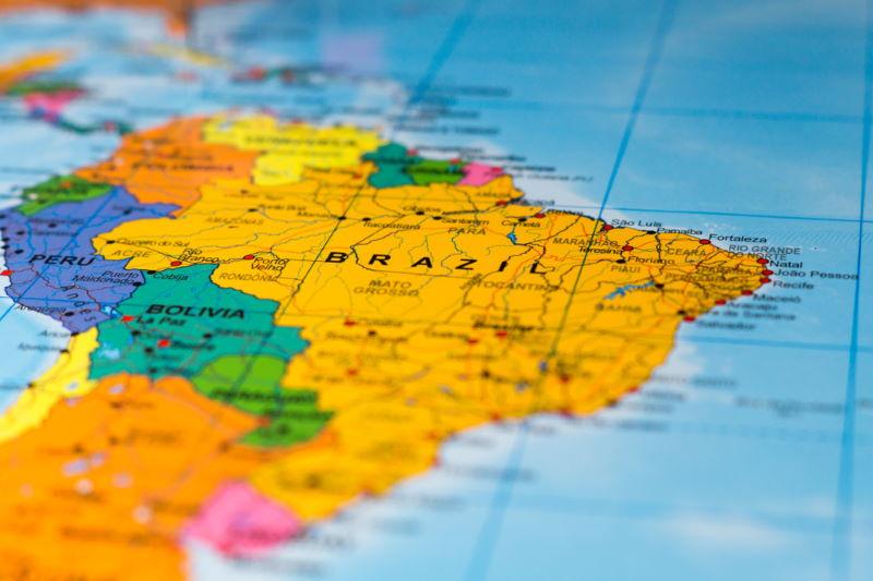 brazilie buurlanden