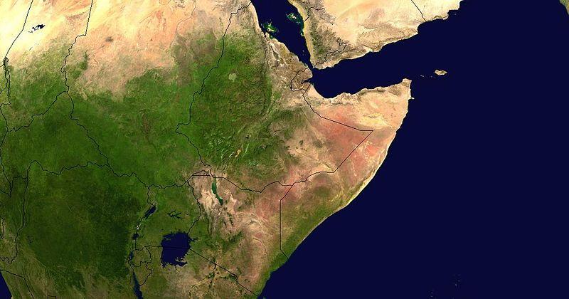 hoorn van AFrika