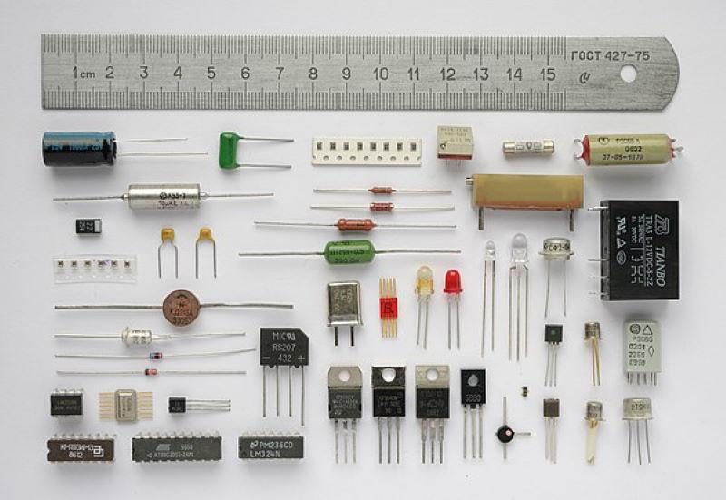 Discrete halfgeleidercomponenten