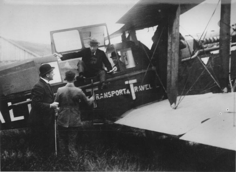 KLM historie