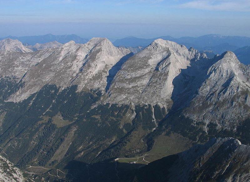 Östliche Karwendelspitze