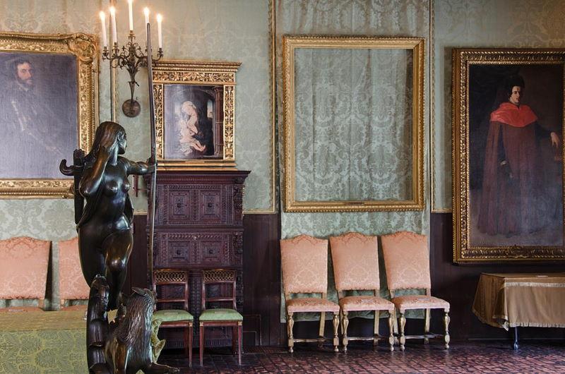 Isabella Stewart Gardner Museum diefstal