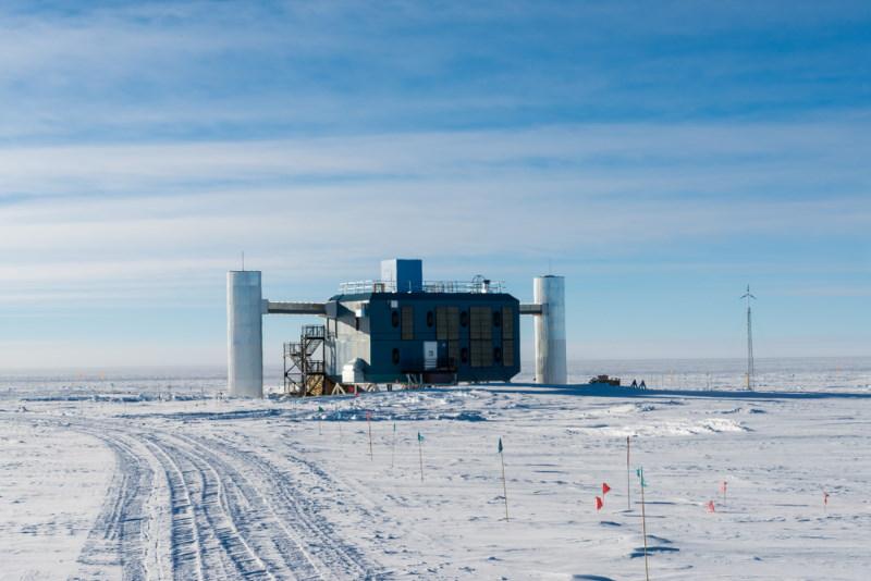 IceCube Neutrino Observatory 2