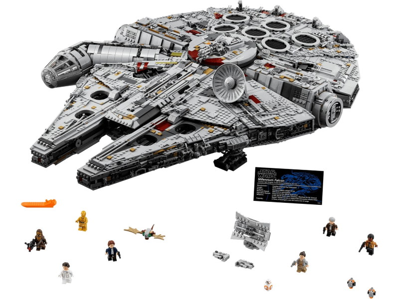 Ultimate Millennium Falcon