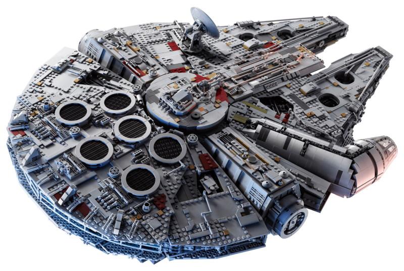 grootste lego set ooit