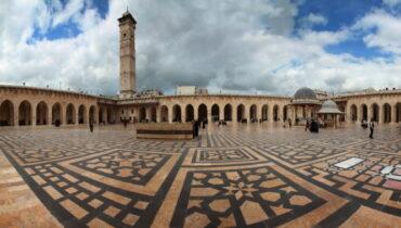 aleppo moskee
