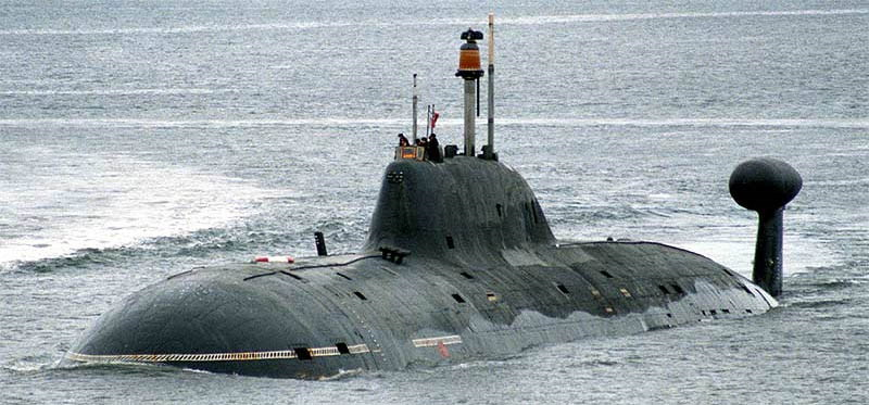 Akula onderzeeer