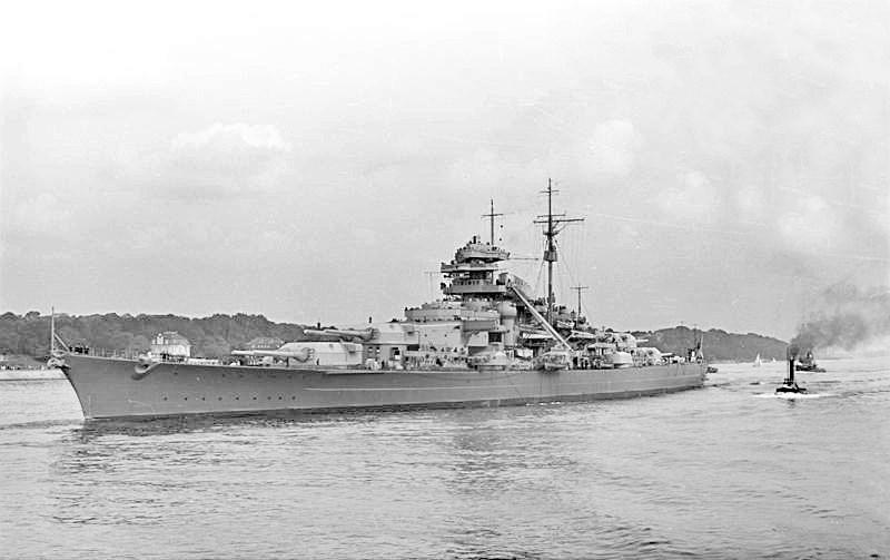 Bismarck Klasse