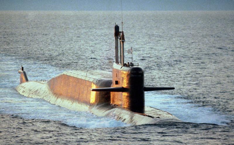 Delta onderzeeer